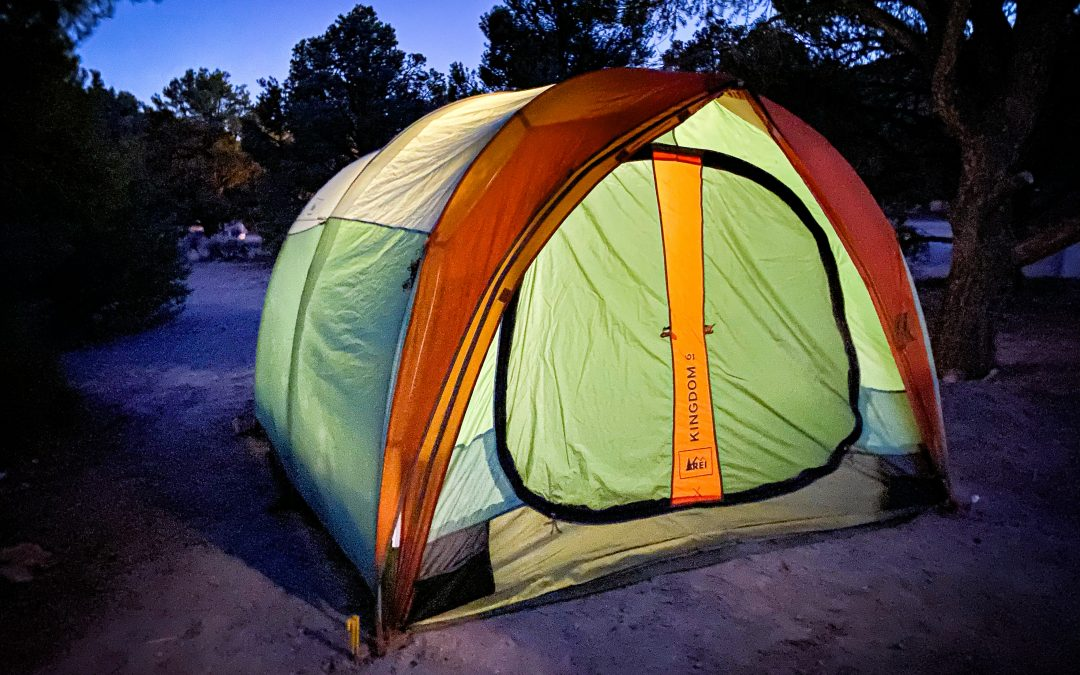 Basics for a Camping Setup