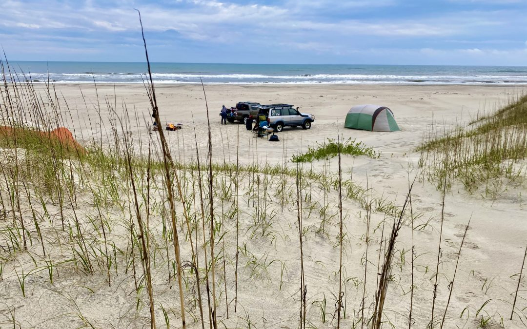 Beach Camping – A Little Slice of Paradise